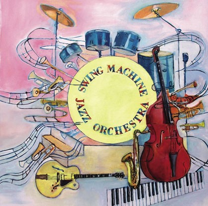 Swing Machine Jazz Orchestra CD